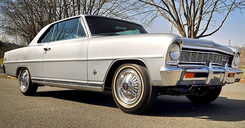 1966 Chevy Nova SS with RARE L79 327/350 Option!