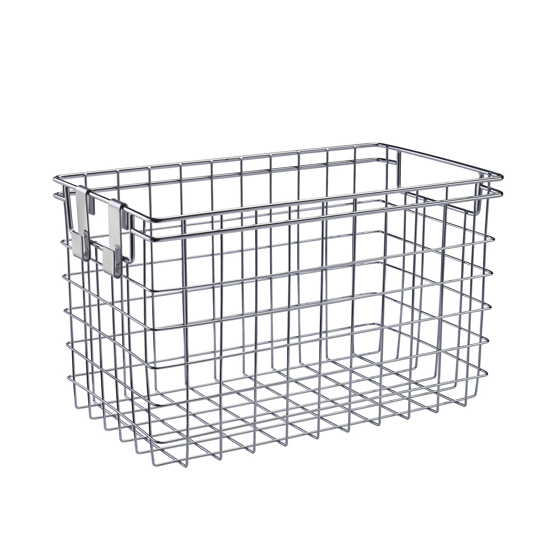 Shop For The Large Stacking Wire Basket By Recollections™ At Michaels
