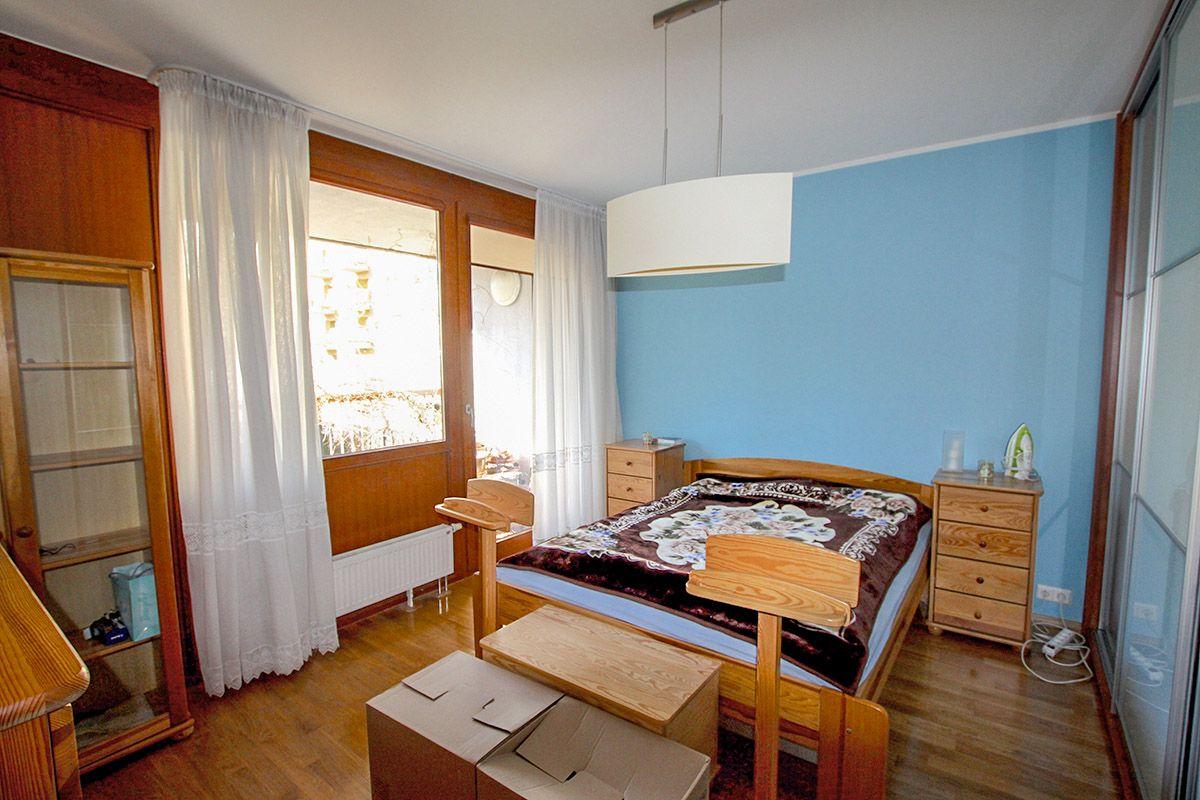 Metamorfoza Home Staging Sypialni Z Tarasem Dekoracja