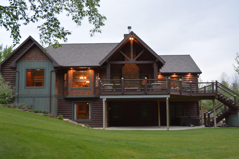 Log Home Log Siding Log Homes Cedar Siding