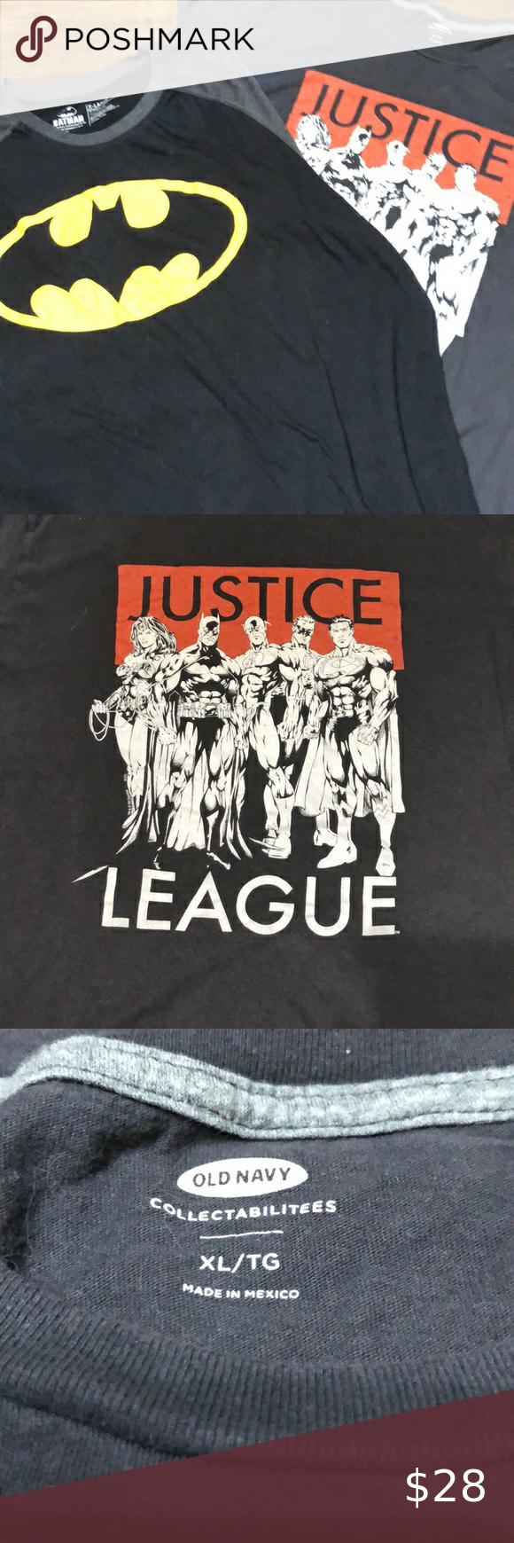 Bundle Batman And Justice League Graphic Tees Justice League Shirt Graphic Tees Batman Shirt