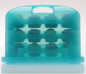Cupcake carrier - holds 36 cupcakes