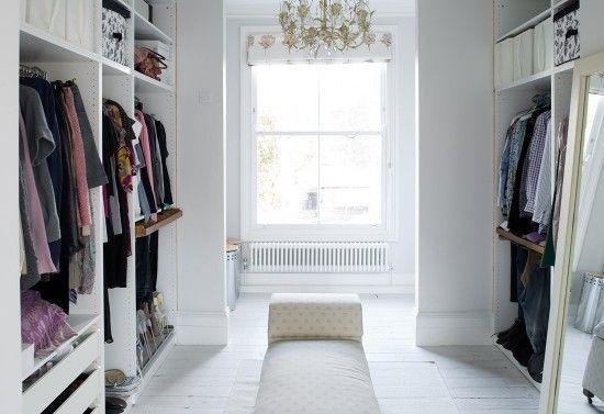 Inloopkast In Tussenkamer : Wardrobe home sweet home