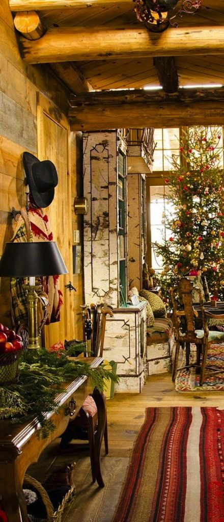 10 Country Christmas Decorating Ideas Pinterest Decoration - country christmas decorations