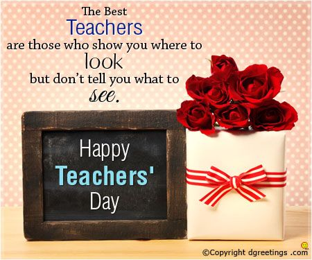 The Best Teachers Are Those Happy Teachers Day Cards Happy Teachers Day Wishes Teachers Day Wishes Happy Teachers Day Card