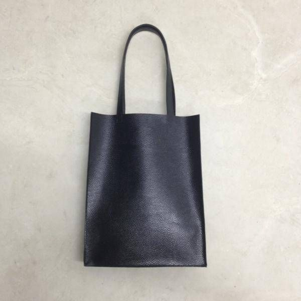 Simple Leather Tote  | Popmap