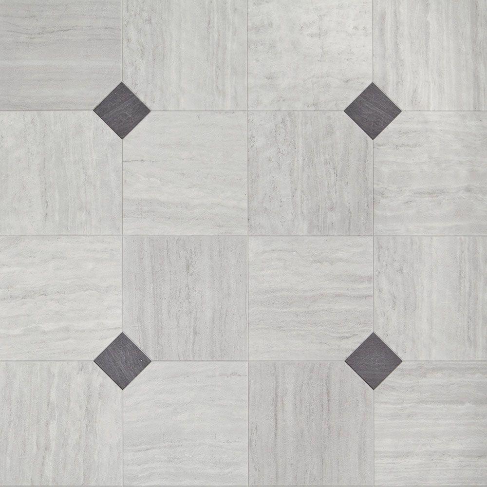 Luxury vinyl tile sheet floor art deco layout design inspiration for ...