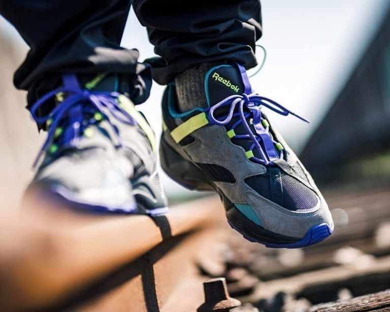 Precaución ideología Venta ambulante  Reebok Aztrek 96 Adventure Ultima Purple | Adventure shoes, Reebok, Sneakers