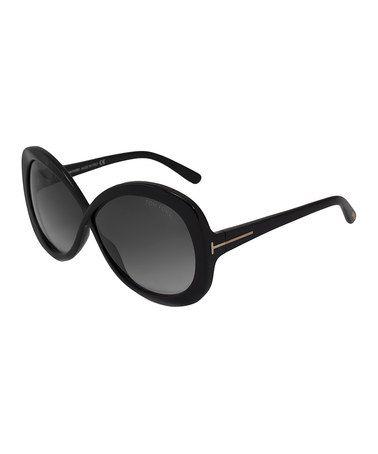 0efdf31d0a Black Infinity Rita Sunglasses by Tom Ford  zulily  zulilyfinds ...