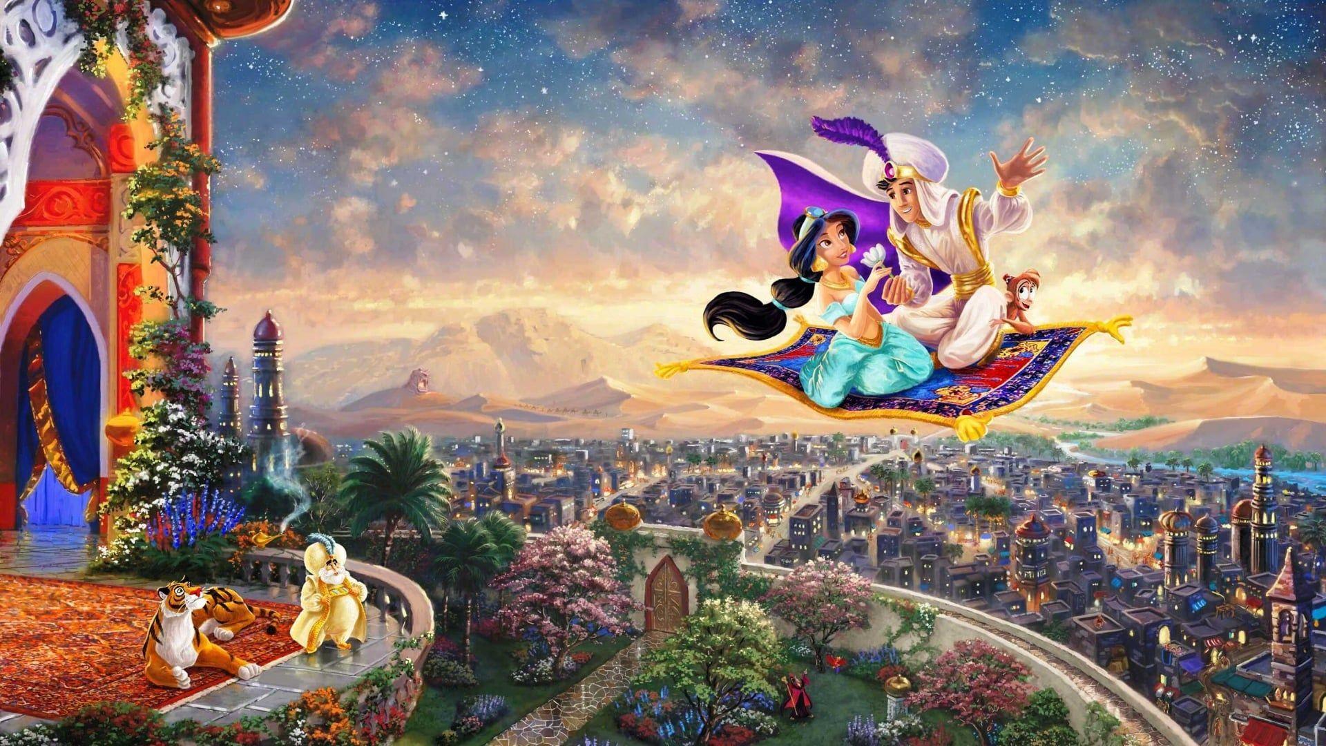 Aladdin 1992 - Ganzer Film Auf Deutsch