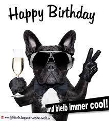 Geburtstag Cool