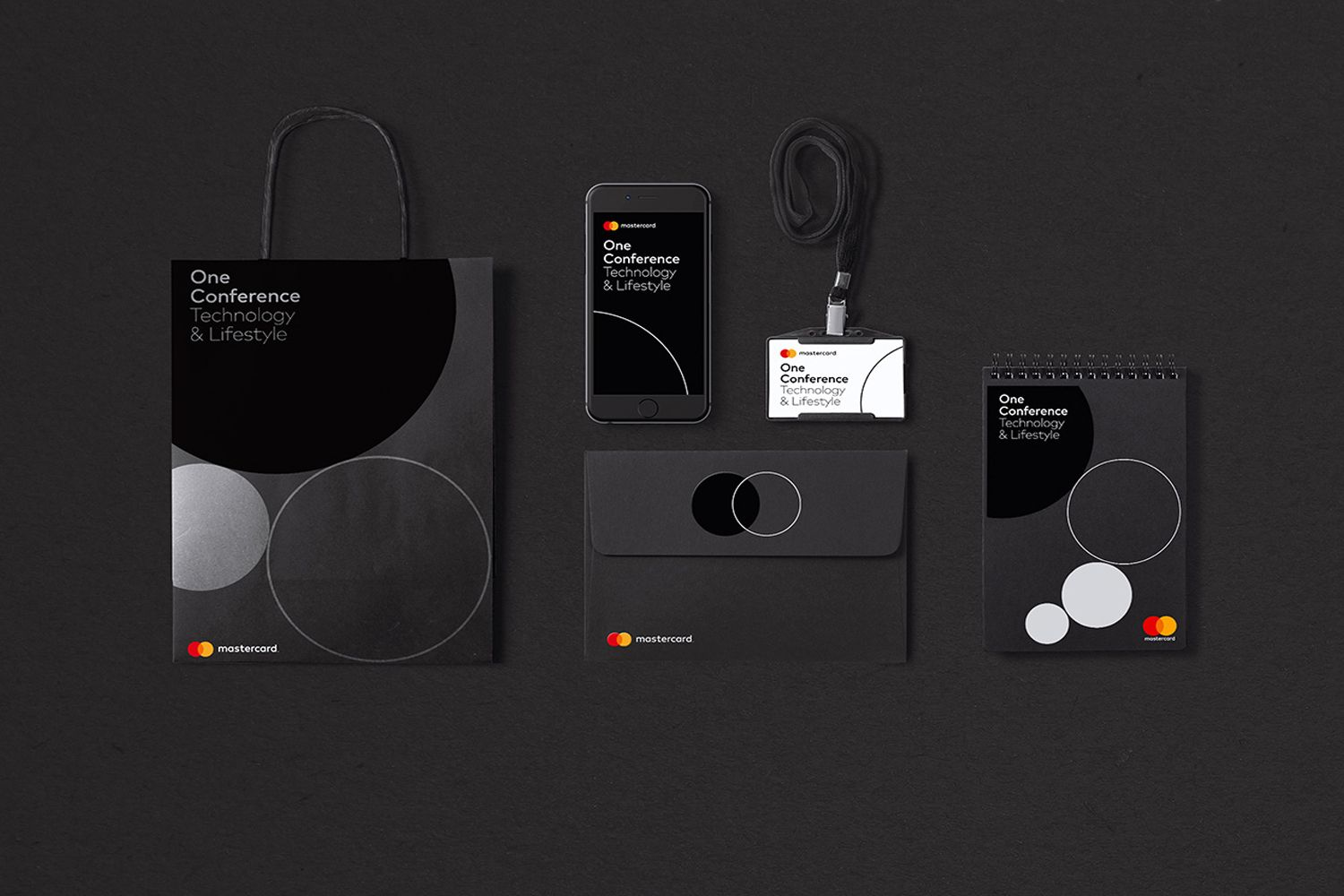 Evolution of the brand identity to emphasize simplicity, connectivity and seamlessness.The iconic red and yellow intersecting circles ofMastercardare one of the world's most recognized brands. Today the company launches an evolution of its brand identity featuring a new mark that highlights the connectivity and seamlessness of Mastercard and its payment systems. Designed by Pentagram's Michael …