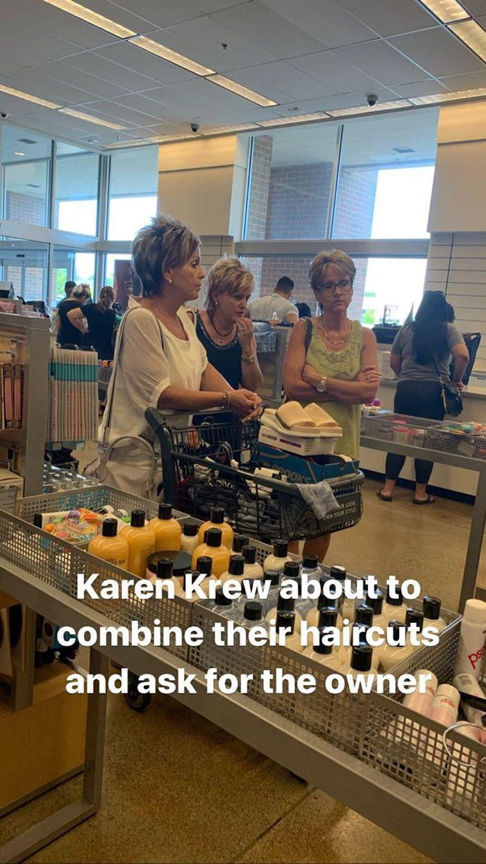 What do you call a group of Karen | Best funny pictures ...