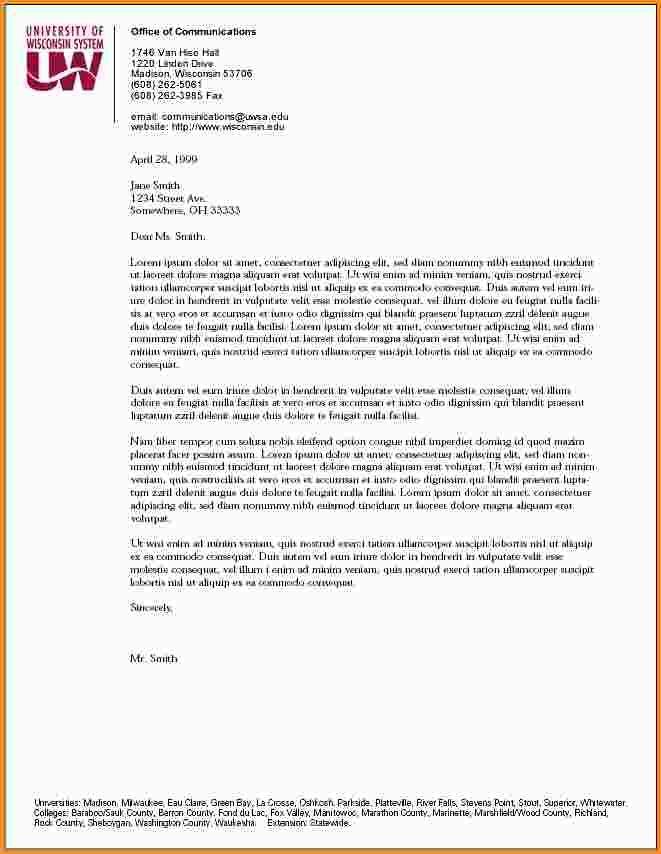 Letterhead Format Letter Business Formatg Apple Company  Business Letterhead Format