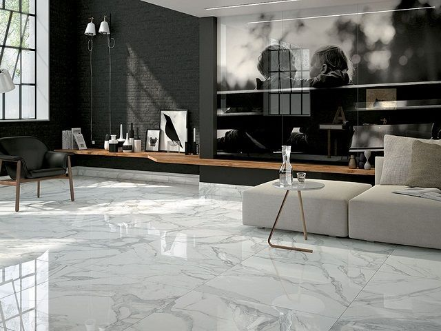 Superior Jewels Encore   Marble Effect Tiles Mirage