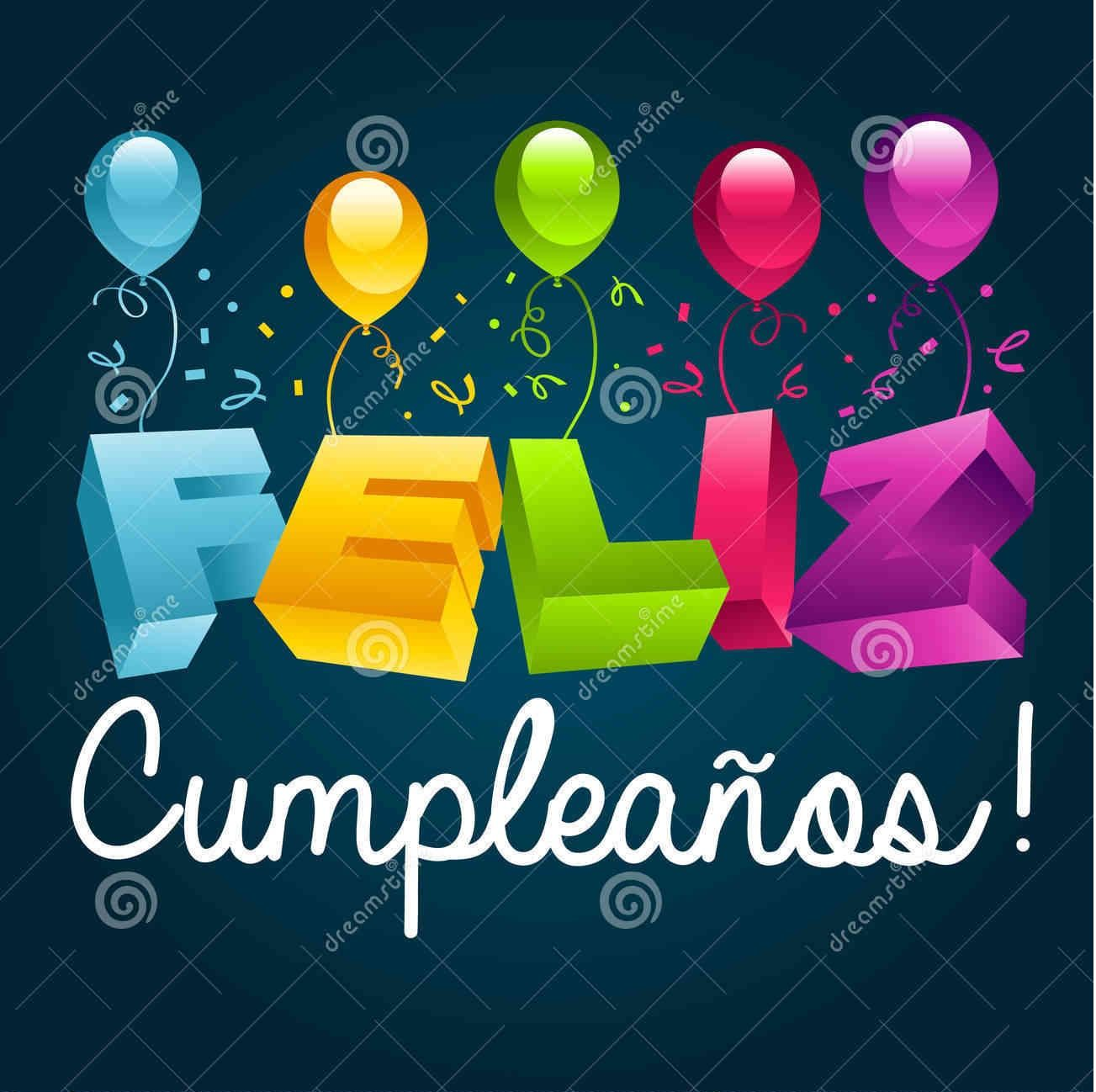 Happy Birthday In Spanish Cards Happy Birthday Spanish Birthday Wishes Happy Birthday Quotes Happy Birthday In Spanish