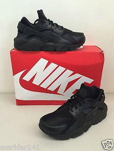 Women s NIKE AIR HUARACHE RUN - BLACK   BLACK - NEW in BOX - NiB 634835 012   Women  Shoes  Nike  Huarache Lady  Sneaker  Kicks  Footwear  Forsale  ebay    ... 6006e239ea