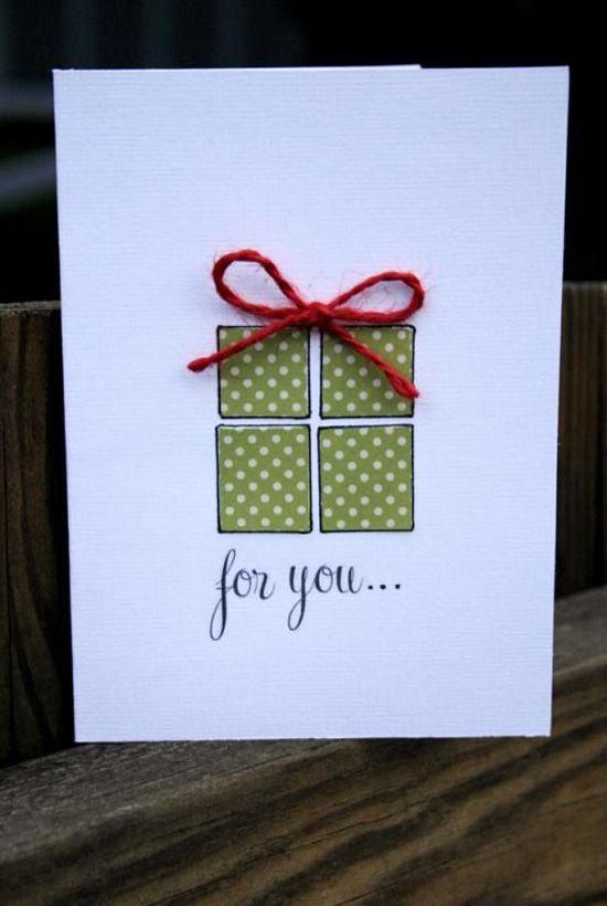 Best Easy Diy Christmas Card Ideas Homemade Christmas Cards Diy