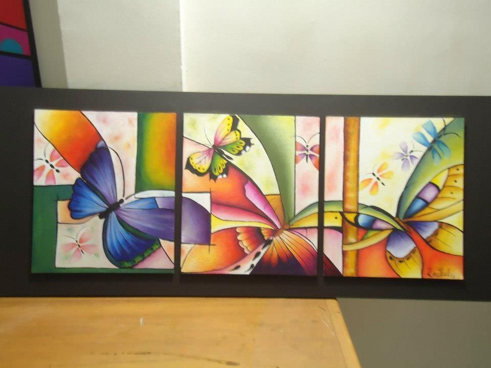 Pintura oleo transl cido pinturas pinterest arte - Oleos para dormitorios ...