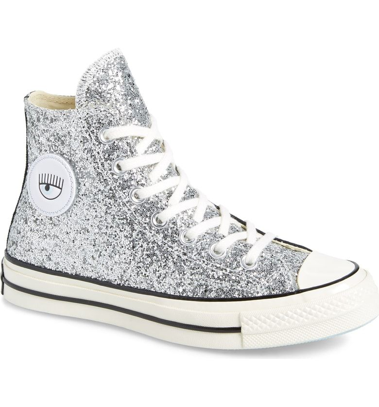 c99b3a5e6a3c1b Free shipping and returns on Converse x Chiara Ferragni Two Tone High Top  Sneaker (Women) at Nordstrom.com. Fashion icon Chiara Ferragni—from popular  blog   ...