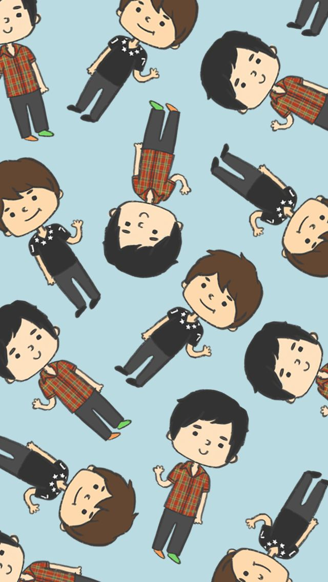 Raesketch Made A Dan Phil Iphone Wallpaper Succumb To The Nerds Dan And Phil Wallpapers Dan And Phil Danisnotonfire And Amazingphil