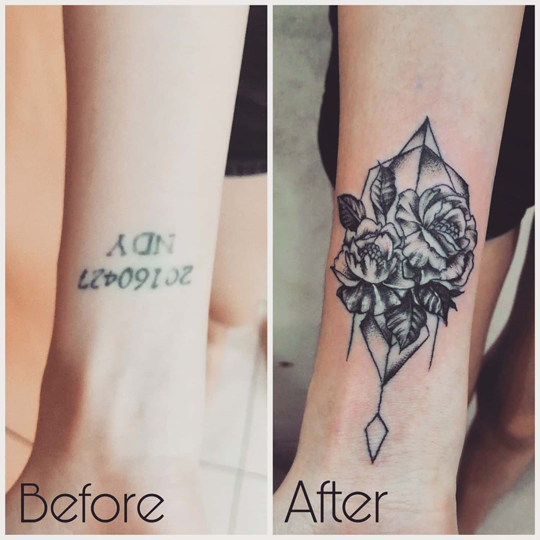 Bad Tattoos Be Gone: 25 Ingenious Tattoo Coverup Ideas in ...