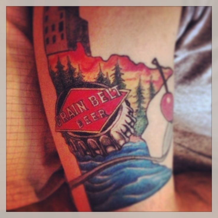 Minnesota tatoos minnesota tattoo yeahhh gunnar