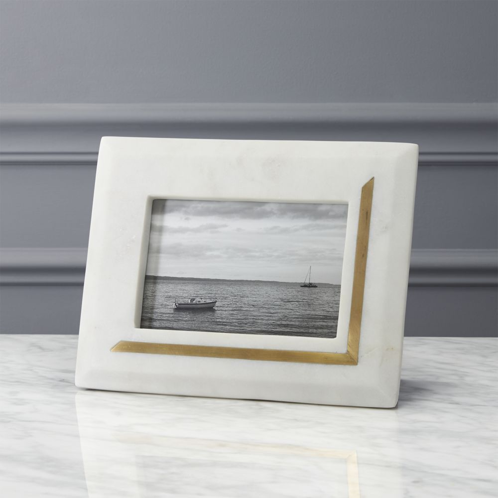 Silas marblebrass x picture frame x picture frames and products