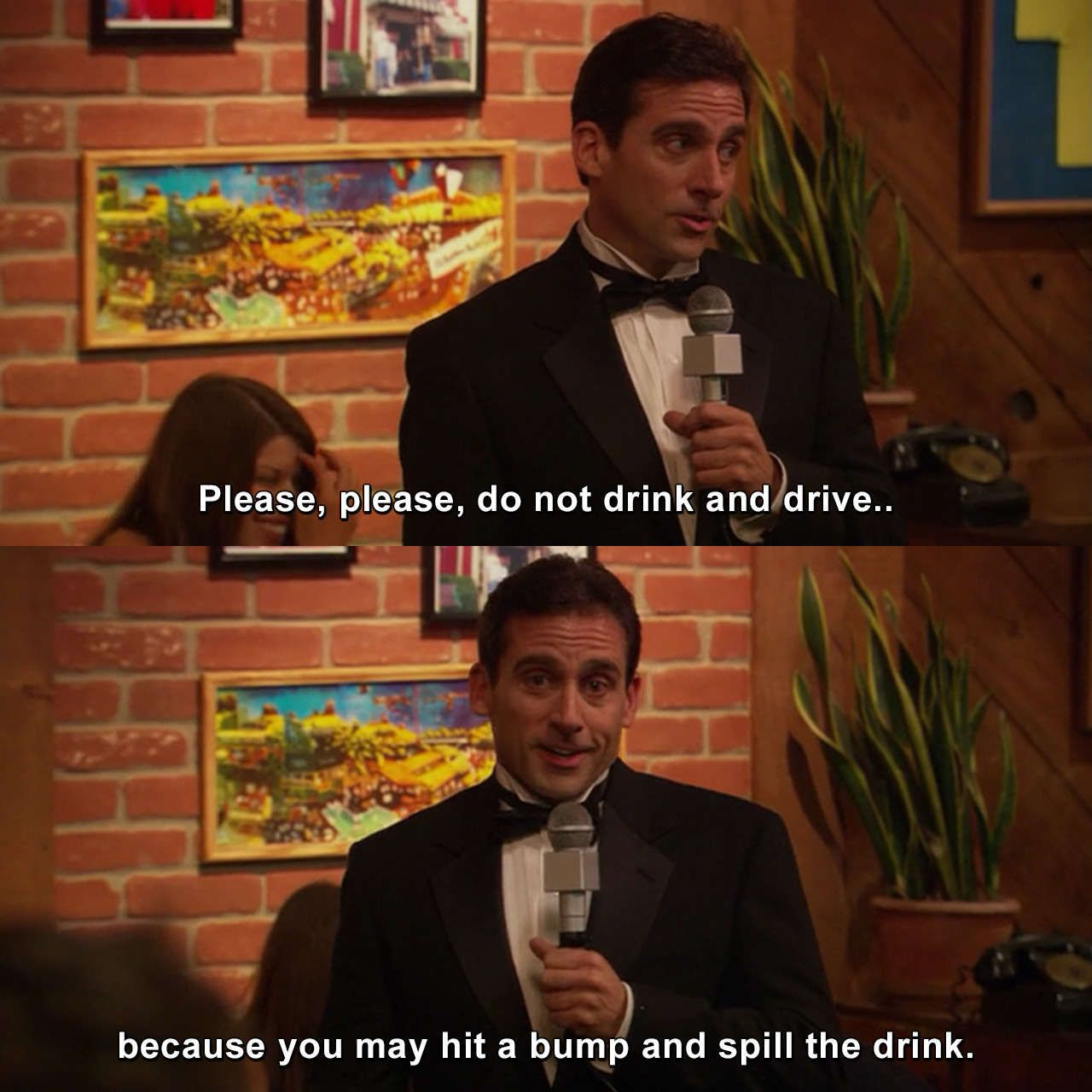 Do Not Drink And Drive Michaelscott Theoffice Thedundies Quotes Memes Office Quotes The Office Show Office Jokes