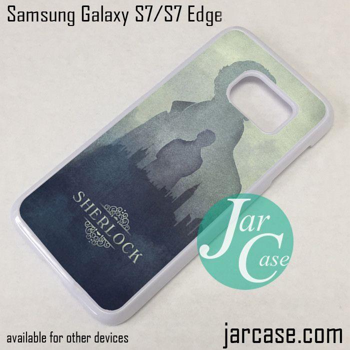 Sherlock 3 Phone Case for Samsung Galaxy S7 & S7 Edge