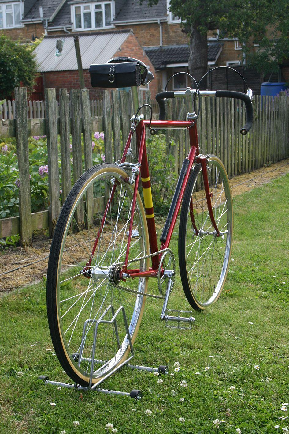 1956 Claud Butler | Vintage Road/Touring Bikes | Pinterest | Fahrräder