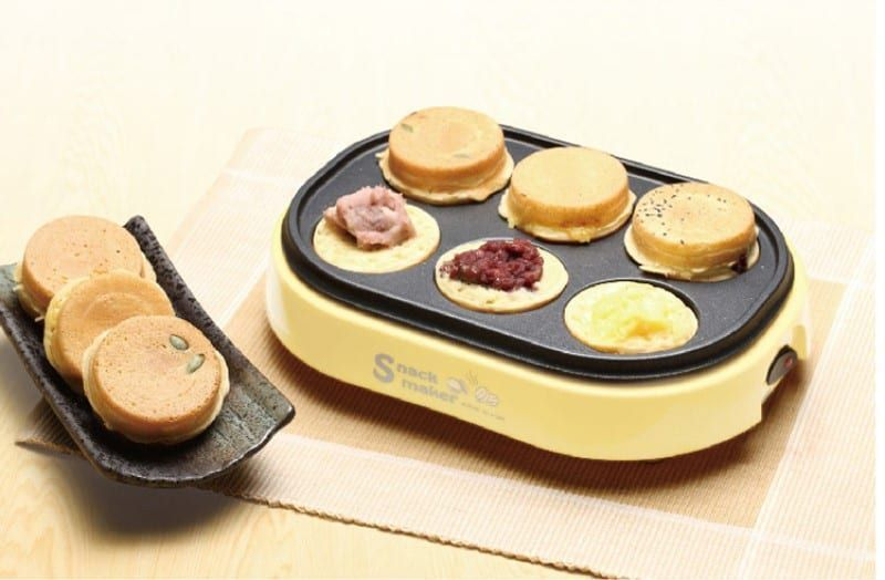 Electric Mini Bread Pie Egg Pancake Maker #pancakemaker This lovely Electric Mini Bread Pie Egg Pancake Maker is on flash sale at 50% OFF for only $47.95 today. If you didn't know, ORDER NOWbecause these are selling like hotcakes!Limit to maximum 5 per customer! Electric Mini Bread Pie Egg Pancake Maker Make a mini version of n... #pancakemaker Electric Mini Bread Pie Egg Pancake Maker #pancakemaker This lovely Electric Mini Bread Pie Egg Pancake Maker is on flash sale at 50% OFF for only $4 #pancakemaker