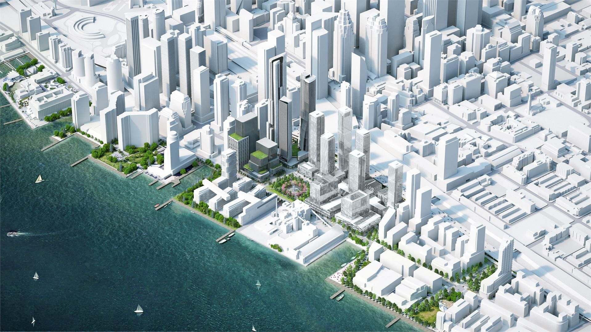 1 Yonge Street The Prestige Toronto Waterfront Wins Lai