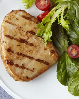 Lose the fat and not the flavor with this great for you grilled honey porkchop. Grill this up for a healthy barbeque option, or for your next family dinner. More summer grilling recipes available at Walmart.com