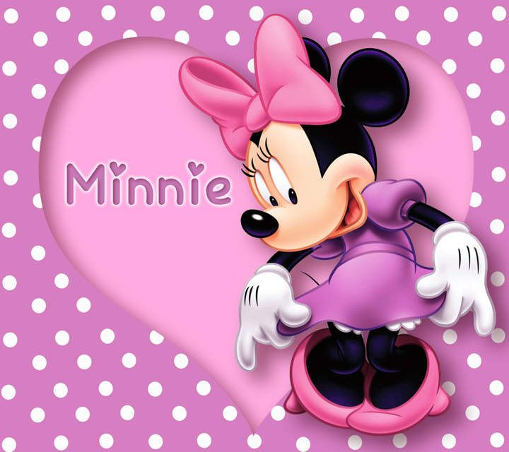 Minnie Mouse Quot Cell Phone Wallpaper Quot Minnie Mouse