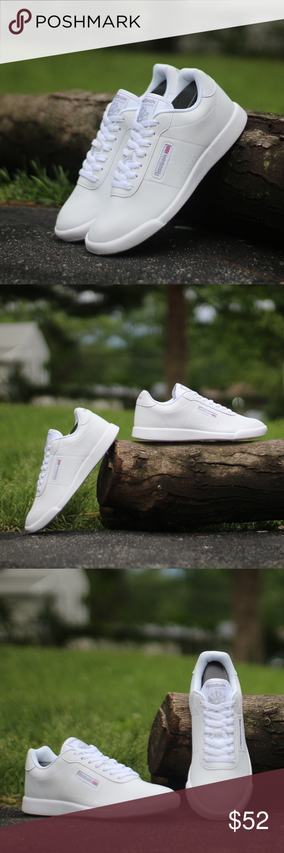 086593a0f8b Reebok Women s Princess Lite Classic Shoe AR1267 Brand New