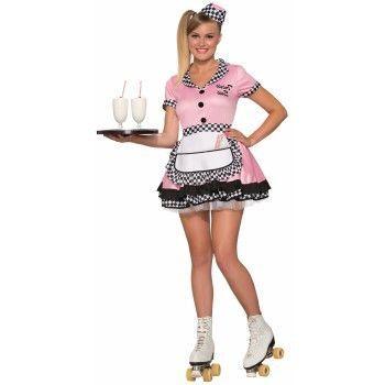 50\u0027s Trixie Sue Women\u0027s Costume Costumes, Halloween costumes and - womens halloween ideas