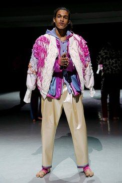 Pigalle Fall 2018 Menswear Fashion Show Collection