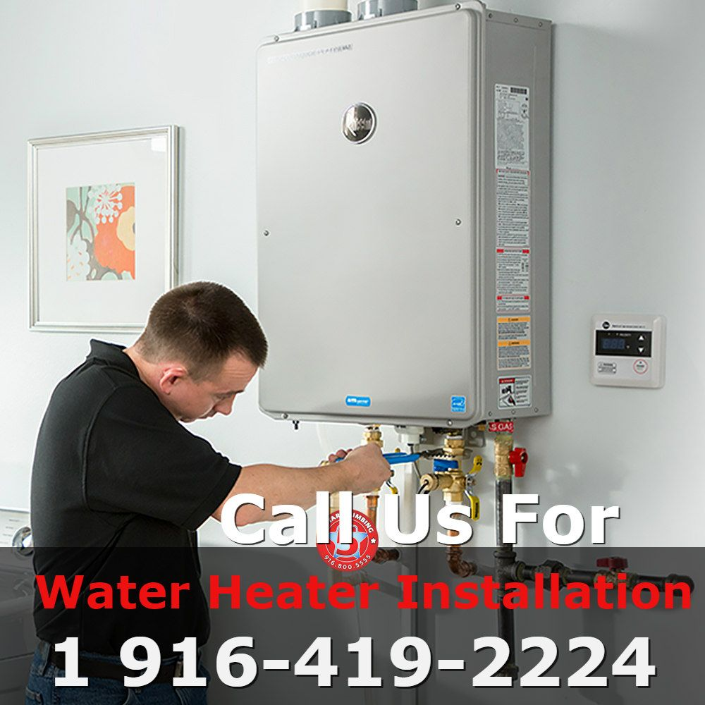 Best water heater installers near you call 5 star