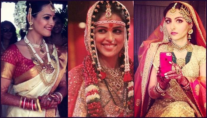 17 Traditional Bridal Looks From Different States Of Incredible