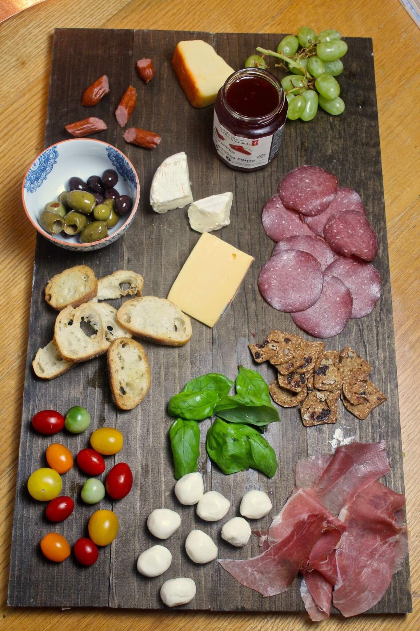 Diy charcuterie board charcuterie wine recipes