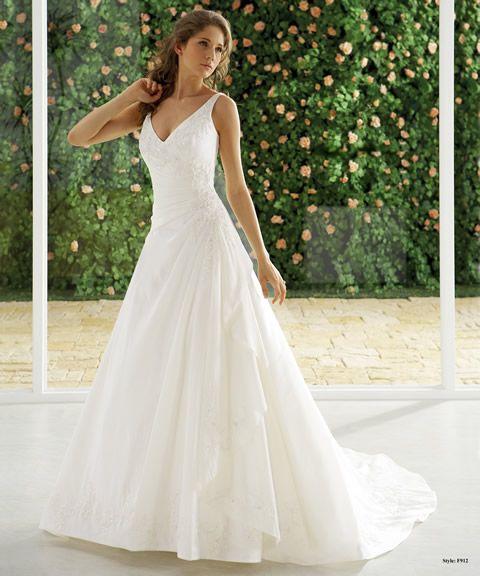 sencillo vestidos para bodas elegantes | vestidos hermosos