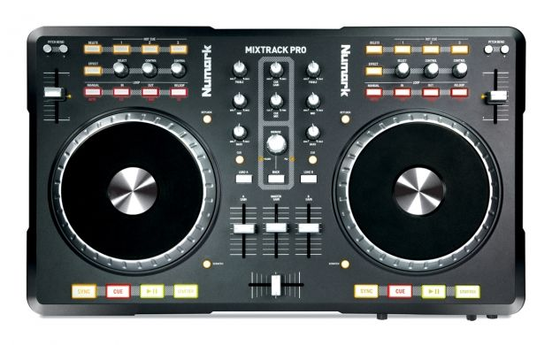 Numark Mixtrack Pro For The Dj Wanting To Get Out Of You Leds Musica Eletronica Comercio Eletronico