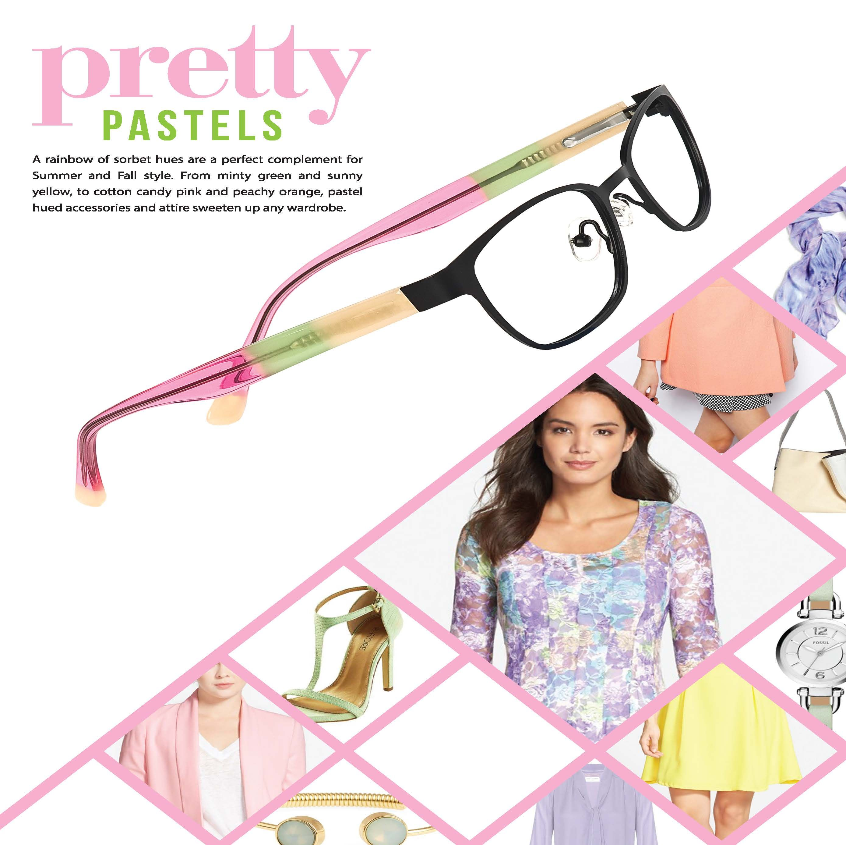 Pretty Pastels Featuring Alexander Collection Reed