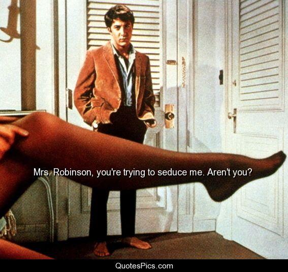 Seducing mrs robinson part 1 9