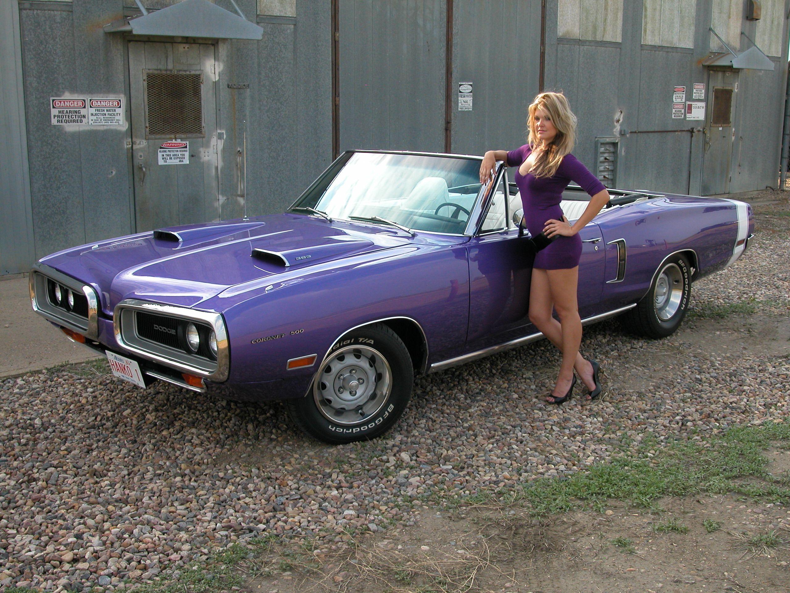 Plumb Crazy Dodge Coronet