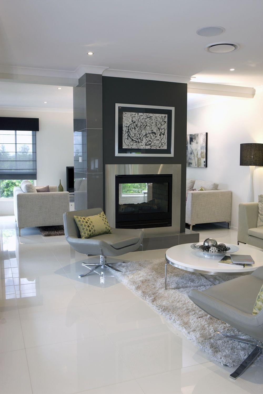 What do you think of this Living Rooms tile idea I got ...