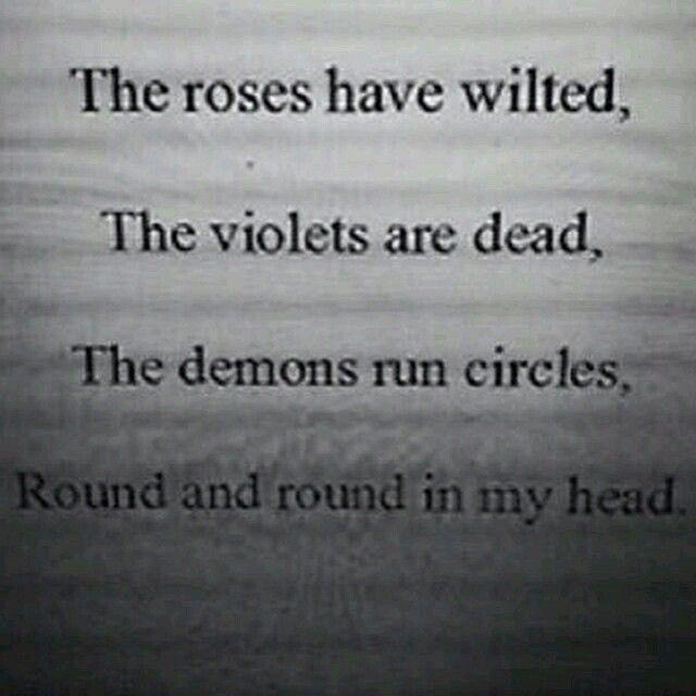 Dark Depressing Quotes: Pin By Salfiya Anzar On QUOTES......