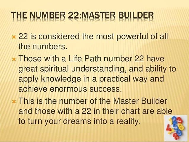 This makes a lot of sense  #numerology #22 #life #path #master