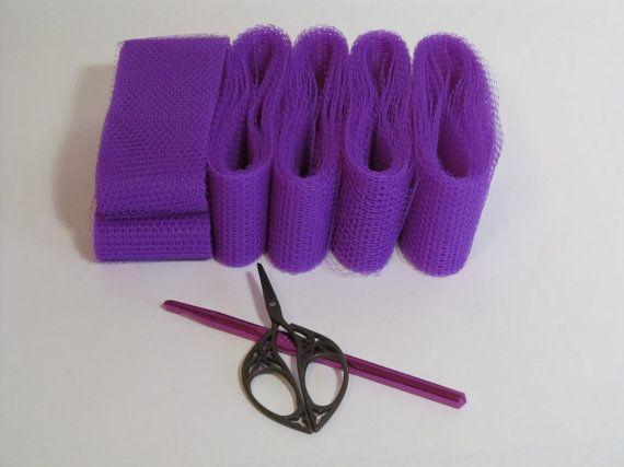 Scrubbie Pattern For Crocheted Nylon Netting by InsideSandysShop